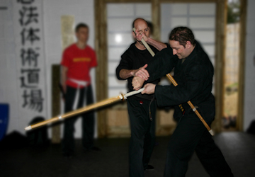 martial arts in bristol Dr Masaaki Hatsumi founder on the Bujinkan Dojo